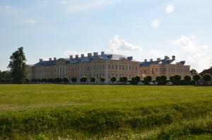 Pałac w Rundale