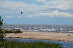 Łotwa - Bałtyk